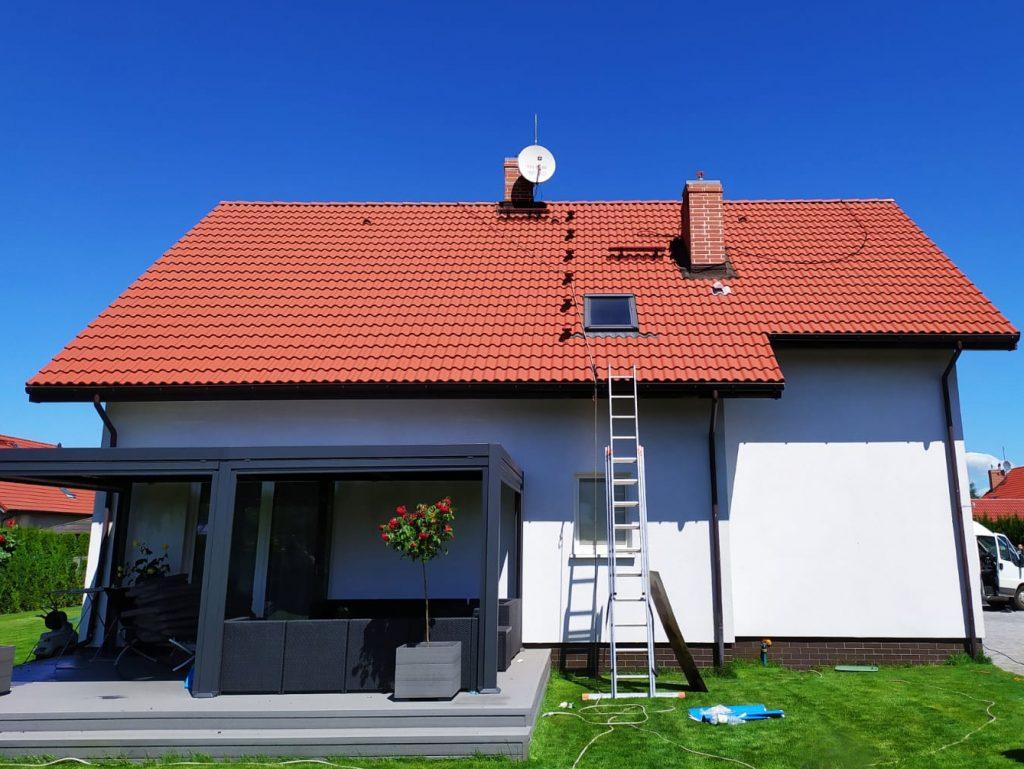Cennik - mycie i czyszczenie dachu